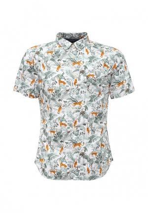 Рубашка Banana Republic. Цвет: зеленый