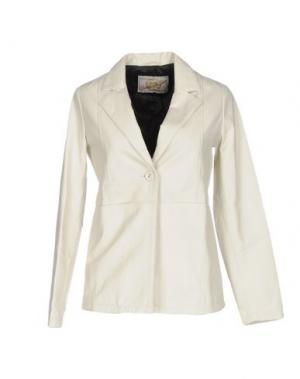 Пиджак VINTAGE DE LUXE. Цвет: белый