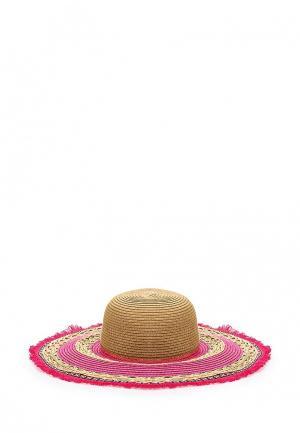 Шляпа Piazza Italia. Цвет: бежевый