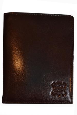 Porte-monnaie Isaco & Kawa. Цвет: коричневый