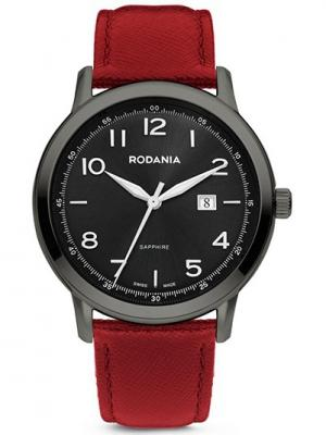Часы RODANIA. Цвет: черный