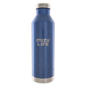 Бутылка для воды  V8 Life Blue Steel Sst Cap Mizu. Цвет: синий