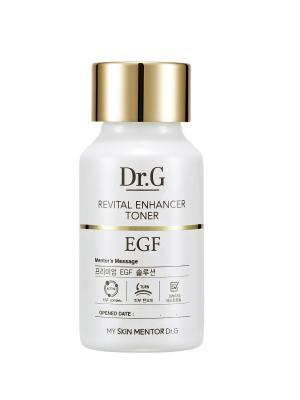 Тоник с эпидермальным фактором роста Revital Inhancer , 150 мл. Dr.G. Цвет: белый