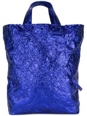 Сумка-шоппер Zilla. Цвет: синий