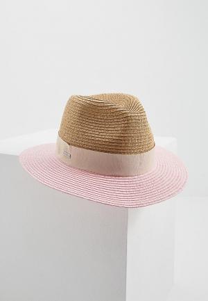 Шляпа Armani Exchange. Цвет: розовый
