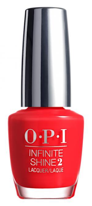 Лак для ногтей OPI ISL08 Unrepentantly Red. Цвет: isl08 unrepentantly red