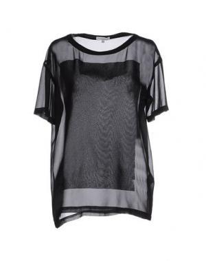 Блузка COSTUME NEMUTSO. Цвет: черный