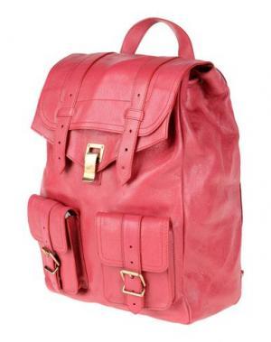 Рюкзаки и сумки на пояс PROENZA SCHOULER. Цвет: пурпурный