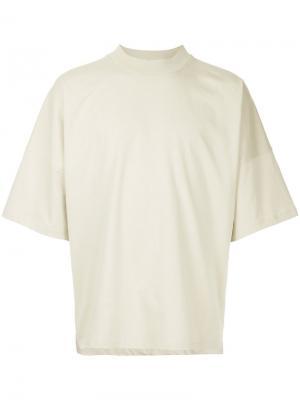 Классическая футболка monkey time. Цвет: телесный