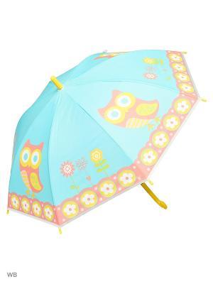 Зонт Modis. Цвет: бирюзовый