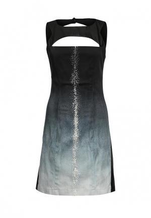 Платье Tricot Chic. Цвет: разноцветный