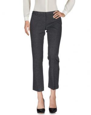 Повседневные брюки L' AUTRE CHOSE. Цвет: серый