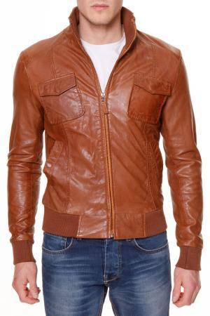 Куртка Chyston. Цвет: оранжевый