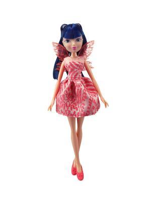 Кукла Winx Club Мисс Винкс, Musa. Цвет: синий, малиновый