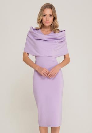 Платье Lezzarine. Цвет: фиолетовый