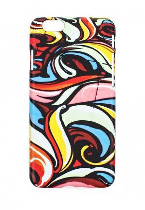 Чехол для iPhone MityaVeselkov. Цвет: разноцветный