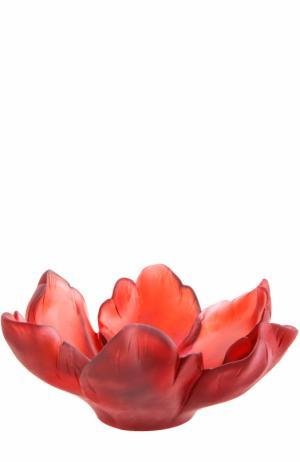 Мелочница Tulip Daum. Цвет: красный