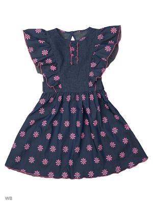 Платье из хлопка для девочек SOFT SECRET