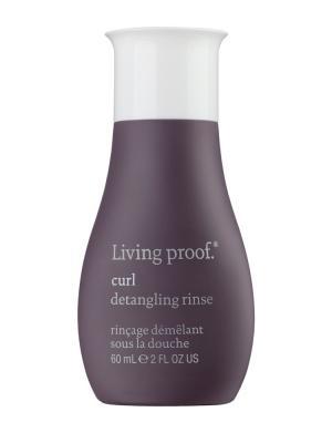 Гель-уход смываемый Living Proof. Цвет: фиолетовый
