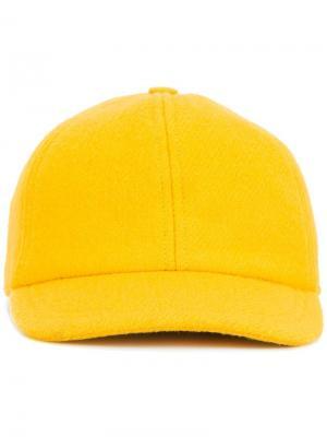 Michel cap Reality Studio. Цвет: жёлтый и оранжевый