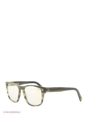 Солнцезащитные очки Rocco by Rodenstock. Цвет: зеленый, серебристый