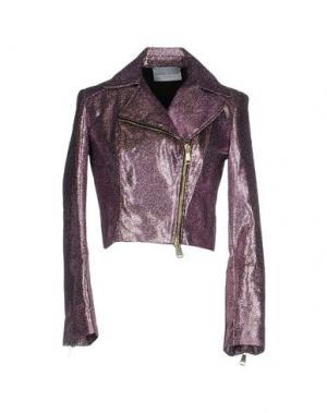 Куртка DAIZY SHELY. Цвет: светло-фиолетовый