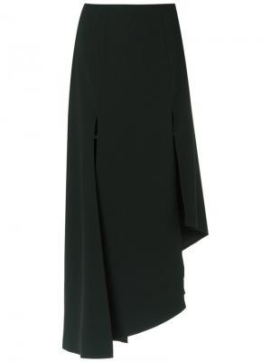 Asymmetric skirt Giuliana Romanno. Цвет: none