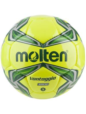Мяч Molten. Цвет: желтый, зеленый