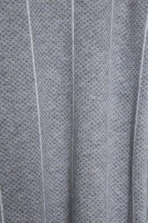 Топ из шерстяного трикотажа Adolfo Dominguez. Цвет: серый