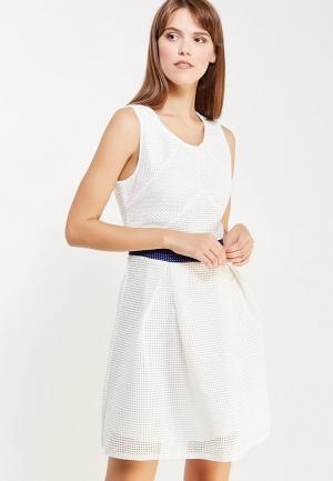 Платье QED London. Цвет: белый