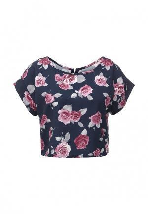Блуза QED London. Цвет: разноцветный