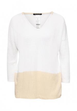 Пуловер Pennyblack. Цвет: белый
