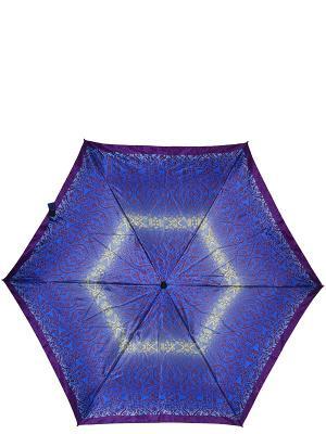 Зонт Labbra. Цвет: синий, лиловый, молочный