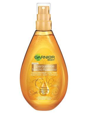 Масло-спрей для тела Ultimate Beauty Garnier. Цвет: оранжевый