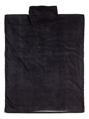 Полотенце Quiksilver. Цвет: черный