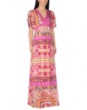 Пляжное платье SAHA. Цвет: розовато-лиловый