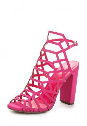 Босоножки Sweet Shoes. Цвет: фуксия