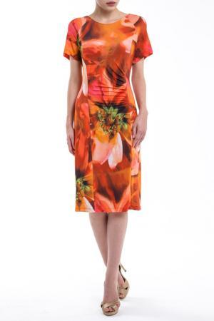 Платье Basler. Цвет: зеленый