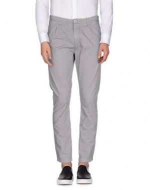 Повседневные брюки JOE RIVETTO. Цвет: фиолетовый