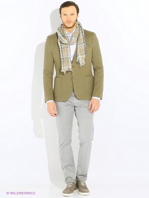 Пиджак U.S. Polo Assn.. Цвет: хаки