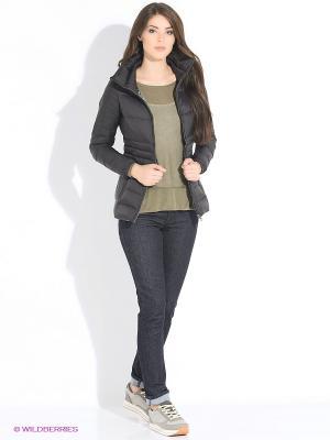 Куртка Calvin Klein. Цвет: серый