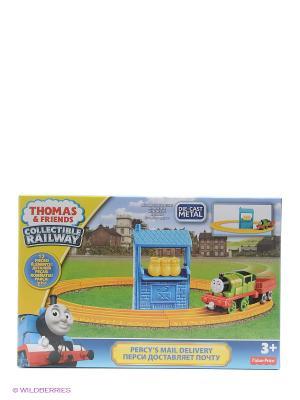 Игровой набор Thomas CR & FRIENDS. Цвет: белый, голубой