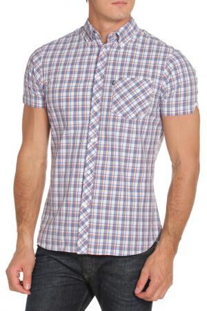 Рубашка LE SHARK. Цвет: мультицвет