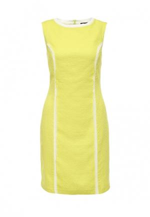 Платье Apart. Цвет: желтый