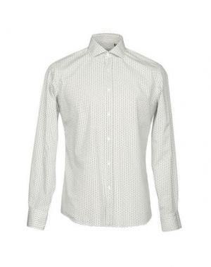 Pубашка MASSIMO REBECCHI. Цвет: белый