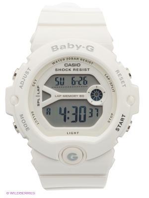 Часы Baby-G BG-6903-7B CASIO. Цвет: белый