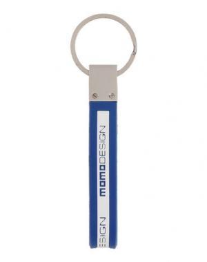 Брелок для ключей MOMO DESIGN. Цвет: ярко-синий
