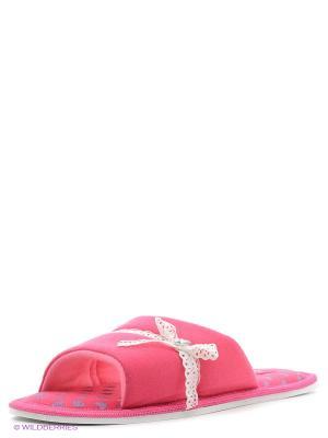 Пантолеты LAMALIBOO. Цвет: фуксия