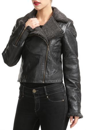 Куртка CKN of scandinavia. Цвет: черный