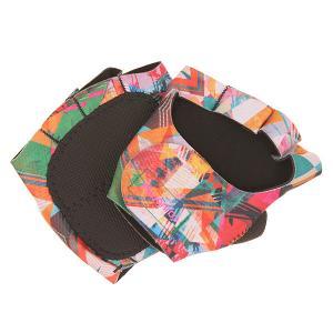 Перчатки женские  Luva Gloves Multi CajuBrasil. Цвет: зеленый